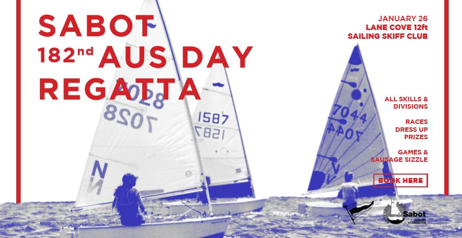 Australia Day 2018 Regatta at Lane Cove 12ft Skiff Club