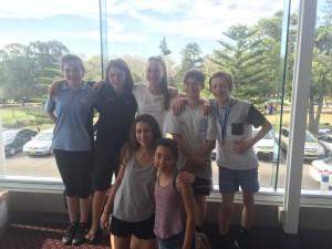 NSW YOUTH CHAMPIONSHIPS SABOT SAILORS