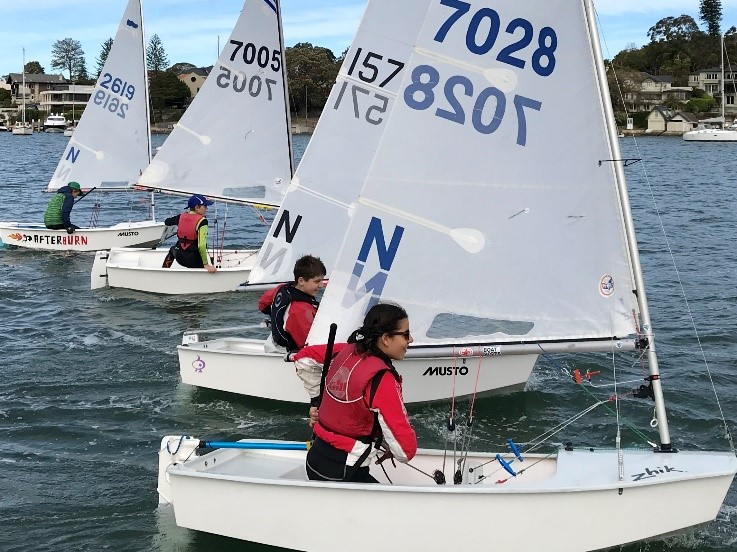 Welcome to the 2018/19 Sabot Sailing Season!